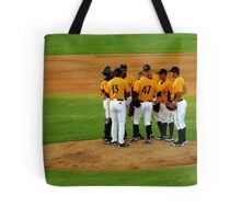 An Evening At The Game ~ Part Three Tote Bag