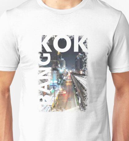 Bangkok Skytrain Unisex T-Shirt