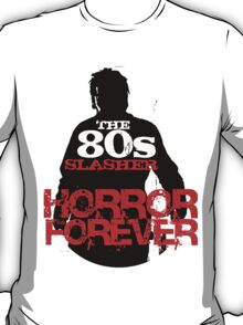 The 80s Slasher T-Shirt