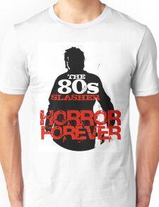 The 80s Slasher Unisex T-Shirt