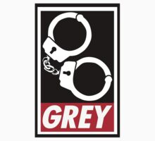 OBEY GREY Clothing by Simon Kelshaw