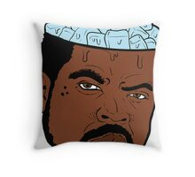 ICE CUBE(S) Throw Pillow