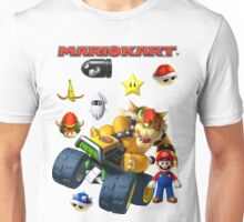 Mario Kart Unisex T-Shirt