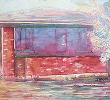 Porch No. 101 by Jeanne Allgood