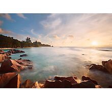 Seychelles Dream Photographic Print
