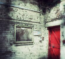 The Red Door by Nicola Smith