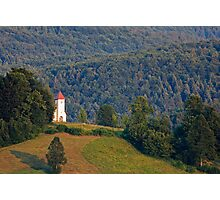 Church of Saint Lawrence Photographic Print