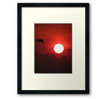 Dreams - Sueños Framed Print