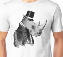 Richard R. Hornwood (Gentleman Rhino) Unisex T-Shirt