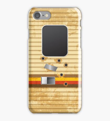 Breaking Bad RV Bullet Holes iPhone Case iPhone Case/Skin