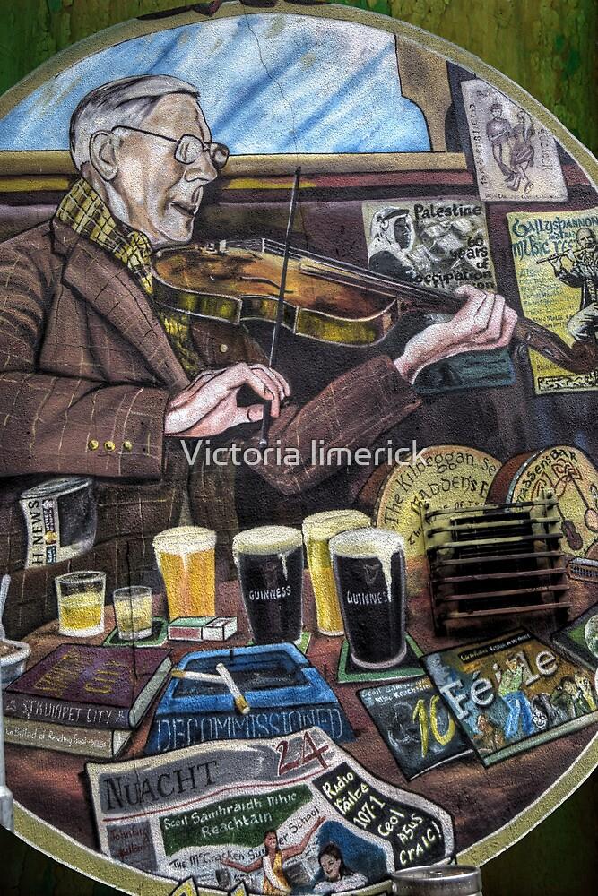 Maddens Bar Belfast by Victoria limerick