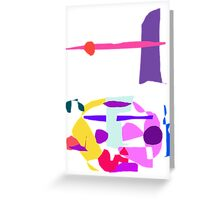 Arrow  Greeting Card