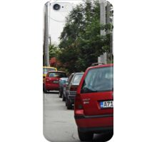 The cars iPhone Case/Skin