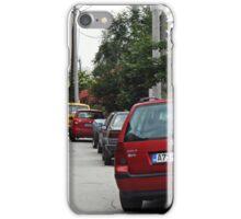 The cars iPhone Case/Skin