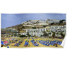Tourist Paradise Poster