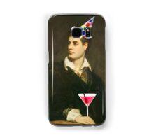 Birthday Byron Samsung Galaxy Case/Skin