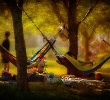 Hammocks in the Park by Chris Lord