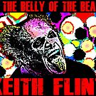 KEITH FLINT-IN THE BELLY OF THE BEAST (LARGE) by OTIS PORRITT