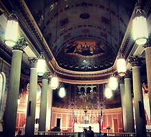 St. Vincent de Paul - Manhattan, New York City by SylviaS