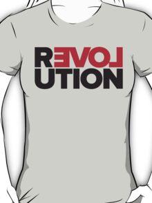 Revolution of love T-Shirt