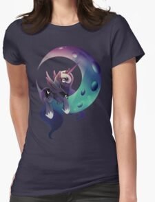 Princess Luna Womens Fitted T-Shirt