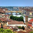 View on Florence  (Click to see large) by John44