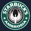 Starbuck's Ambrosia by Chris Johnson