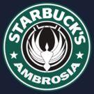 Starbuck's Ambrosia by Chris Johnson