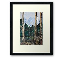 Giants Among Us Framed Print