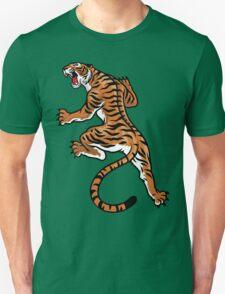 Classic tiger pose Unisex T-Shirt