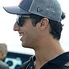 Daniel Ricciardo 2012 by Rhiannon D'Averc