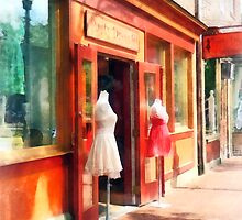Dress Shop Fells Point MD by Susan Savad