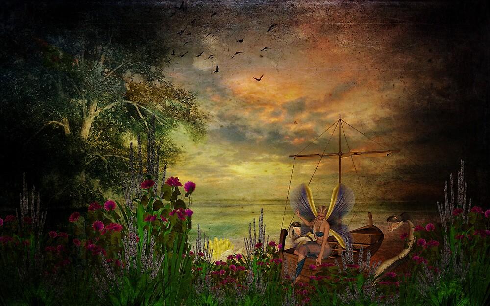 Holy Imagination by Pamela Phelps