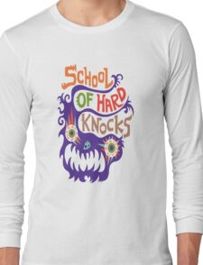 School Of Hard Knocks violet T-Shirt