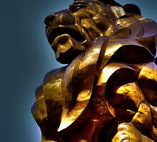 Proud Leo by dgscotland