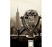 New York Photographic Print