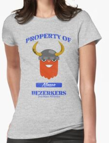 2nd Mass Bezerker Womens Fitted T-Shirt