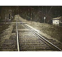 Vintage 1934 Photographic Print