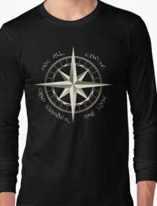 Not all those who wander are lost - J.R.R Tolkien - 2 Long Sleeve T-Shirt