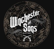Winchester & Sons (Sigil) by mannypdesign