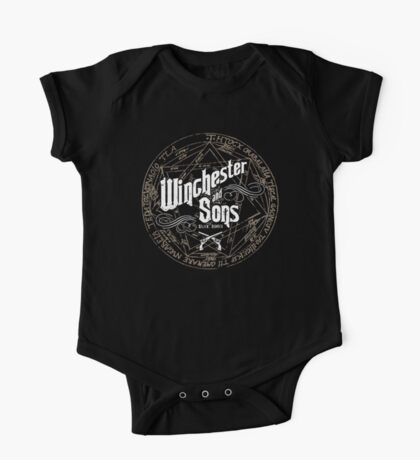 Winchester & Sons (Sigil) One Piece - Short Sleeve