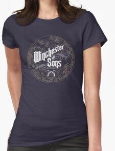 Winchester & Sons (Sigil) Womens Fitted T-Shirt