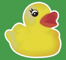 Rubber Ducky [Print | iPhone / iPad / iPod Case & Tshirt] Kids Clothes
