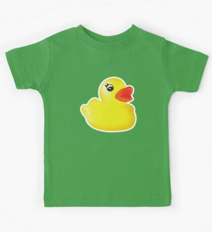 Rubber Ducky [Print | iPhone / iPad / iPod Case & Tshirt] Kids Tee