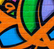 Graffiti, Hosier Lane Sticker
