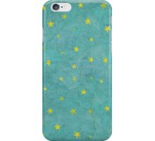 Whales at night iPhone Case/Skin