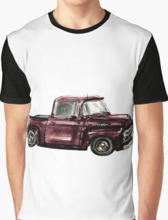 Ford F100 Graphic T-Shirt