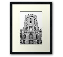 What Manner of Manor Framed Print