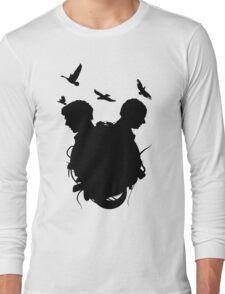 The Fall of Shadows II Long Sleeve T-Shirt