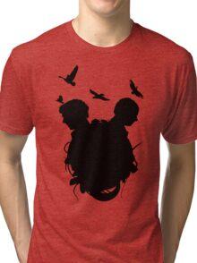 The Fall of Shadows II Tri-blend T-Shirt